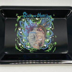 Other - Rick and Morty Rolling Tray